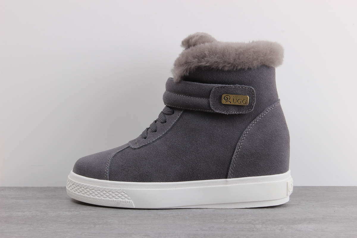 Ugg Boots Womens UGG ZM1609-19-2 Gray