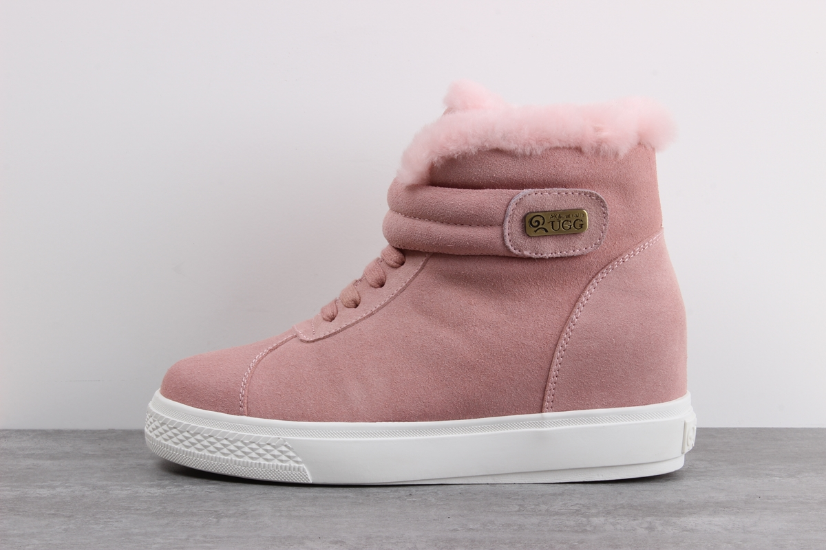 Ugg Boots Womens UGG ZM1609-19-2 Pink