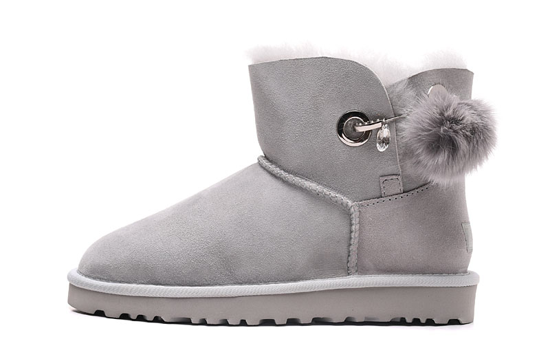 Ugg Boots Womens UGG 1017501 Light Gray