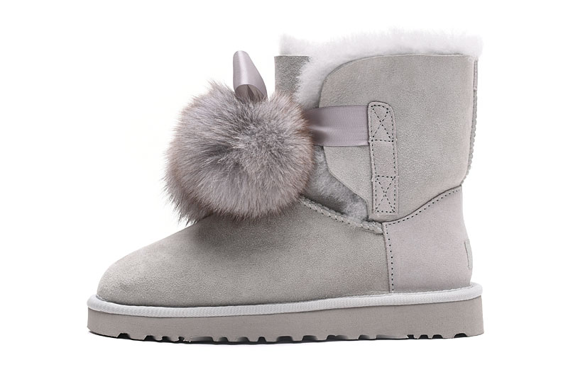 Ugg Boots Womens UGG 1018517 Light Gray
