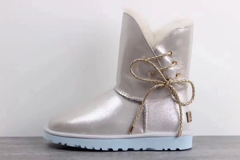 Ugg Boots Womens UGG 1018628 Silver White