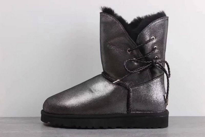 Ugg Boots Womens UGG 1018628 Bright Black