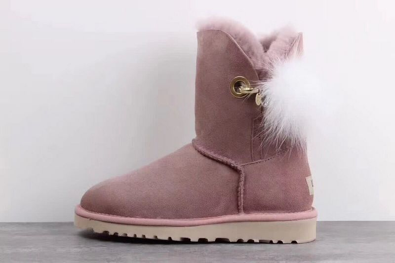 Ugg Boots Womens UGG 1017502 Pink