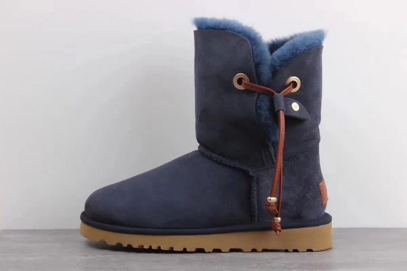 Ugg Boots Womens UGG 1017496 Blue