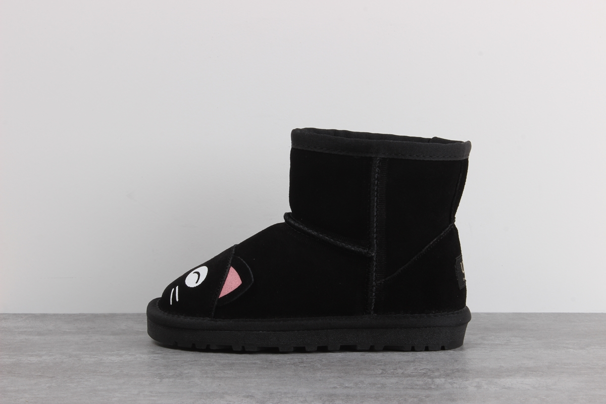 Ugg Kids 2017 Shoes Sale Black