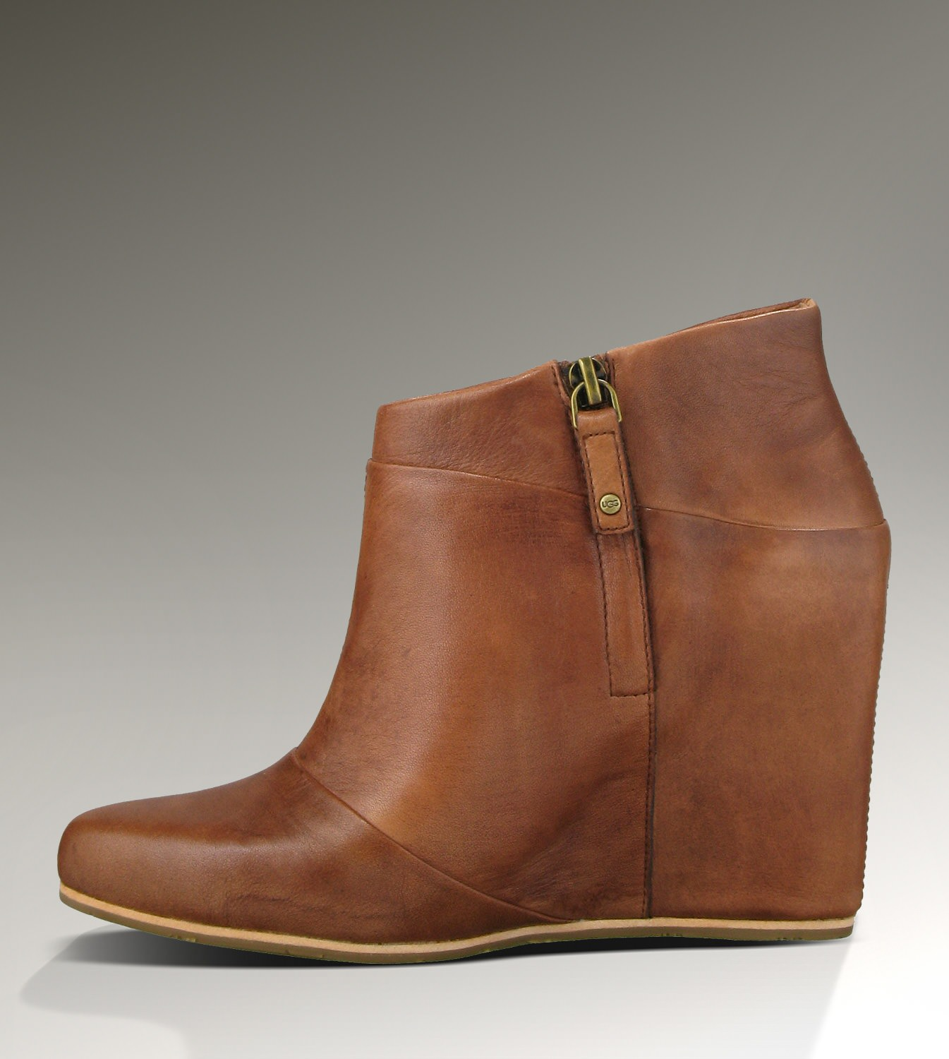 UGG Carmine 1001882 Chestnut Boots