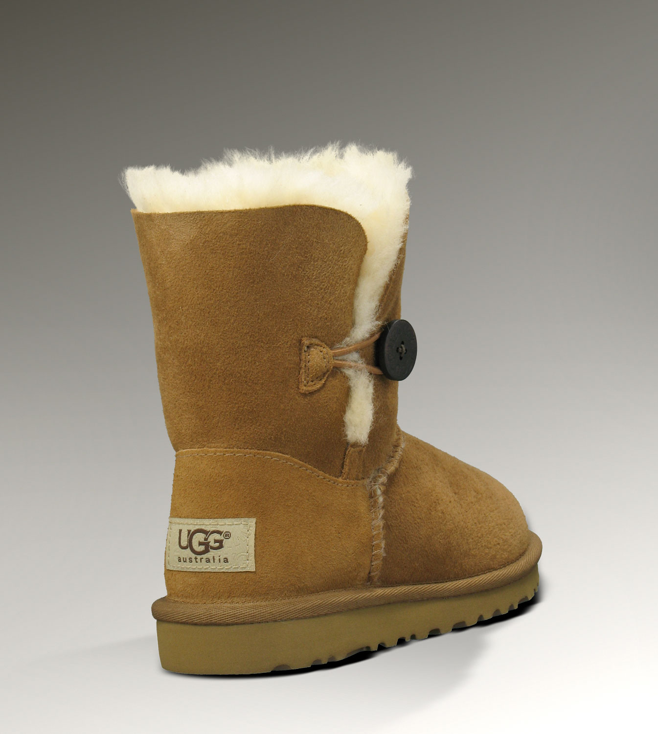 UGG Bailey Button 5991 Chestnut Boots