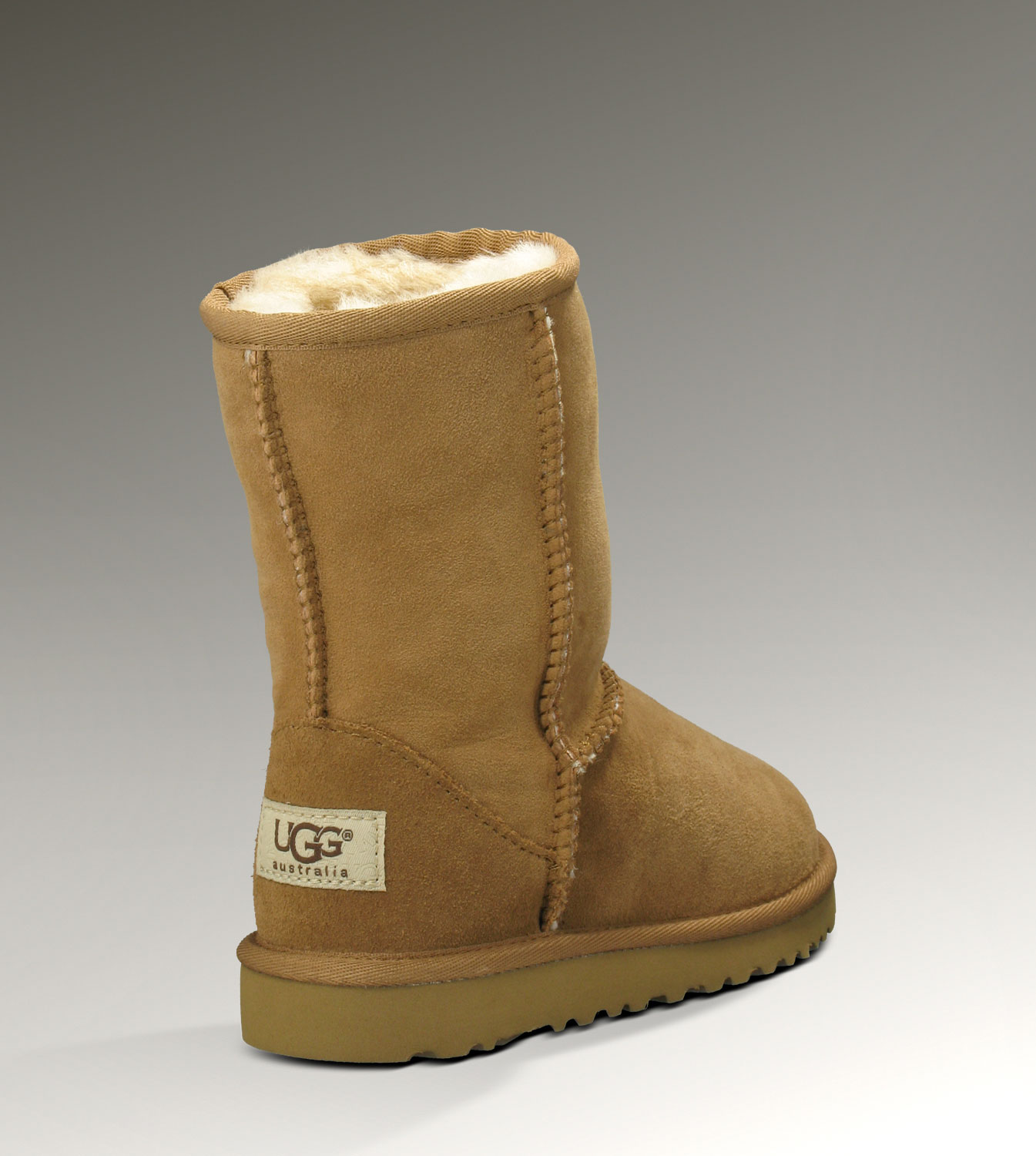 UGG Classic Short 5251 Chestnut Boots