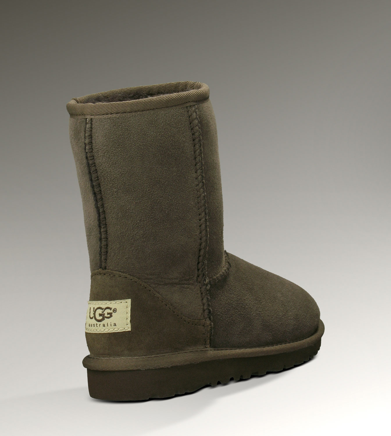 UGG Classic Short 5251 Chocolate Boots