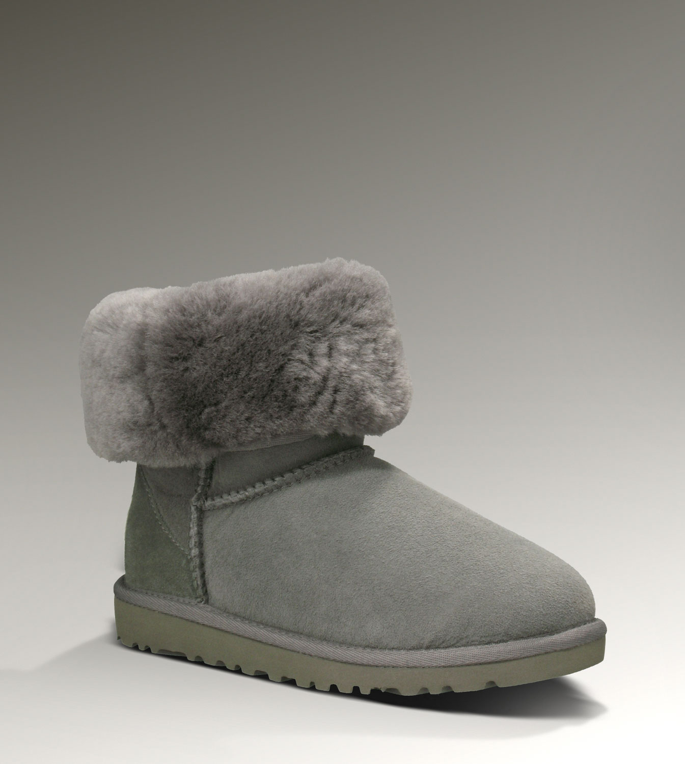 UGG Classic Short 5251 Grey Boots