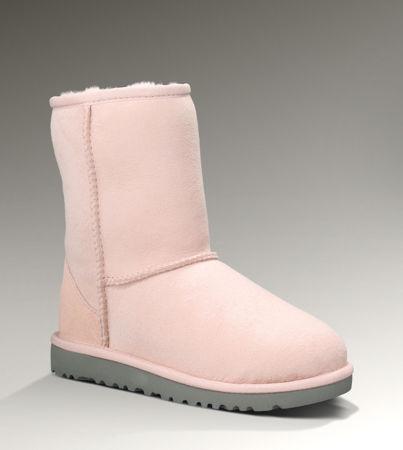 UGG Classic Short 5251 Pink Boots