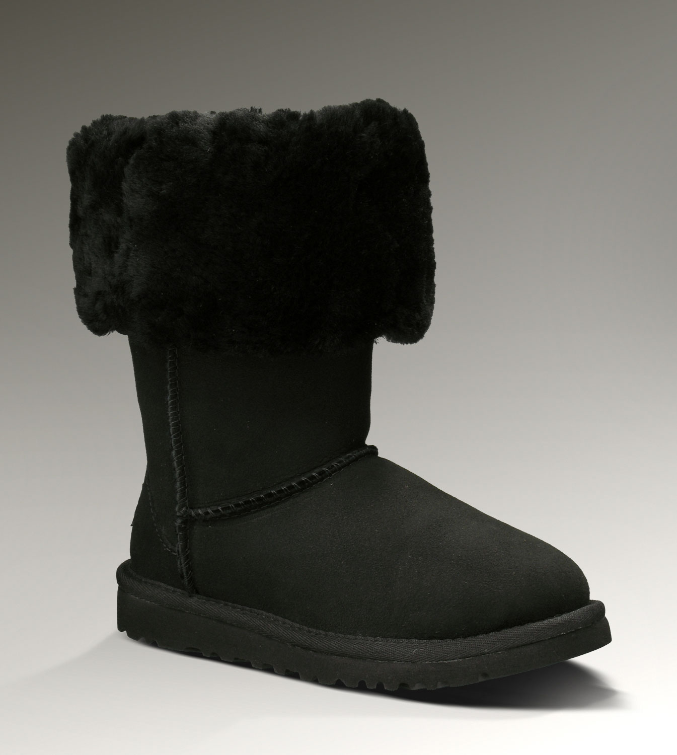 UGG Classic Tall 5229 Black Boots