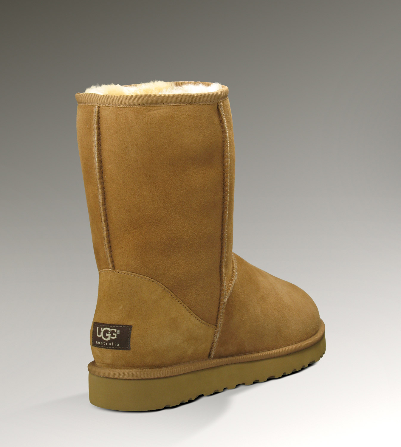 UGG Classic Short 5800 Chestnut Boots