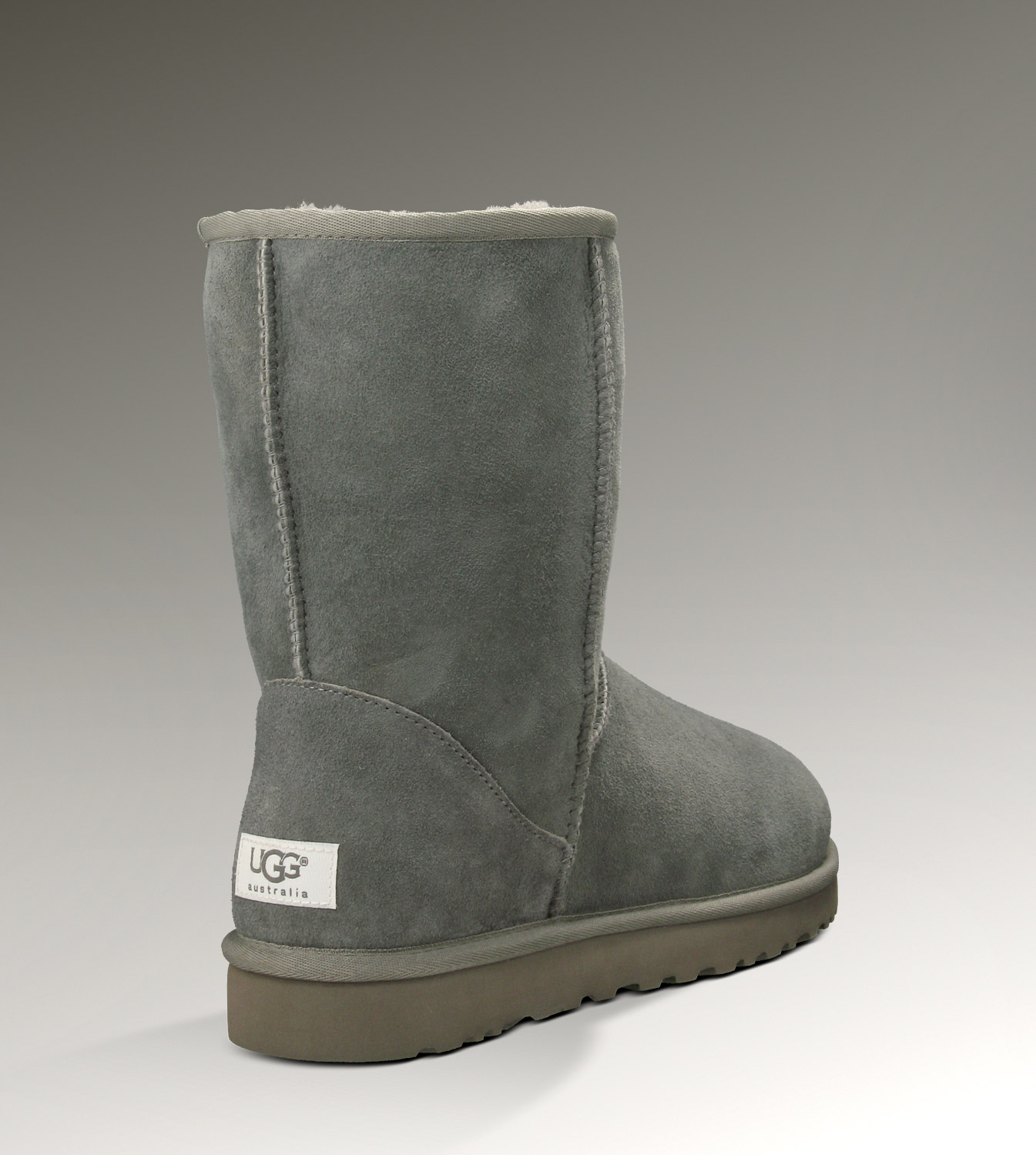UGG Classic Short 5800 Grey Boots