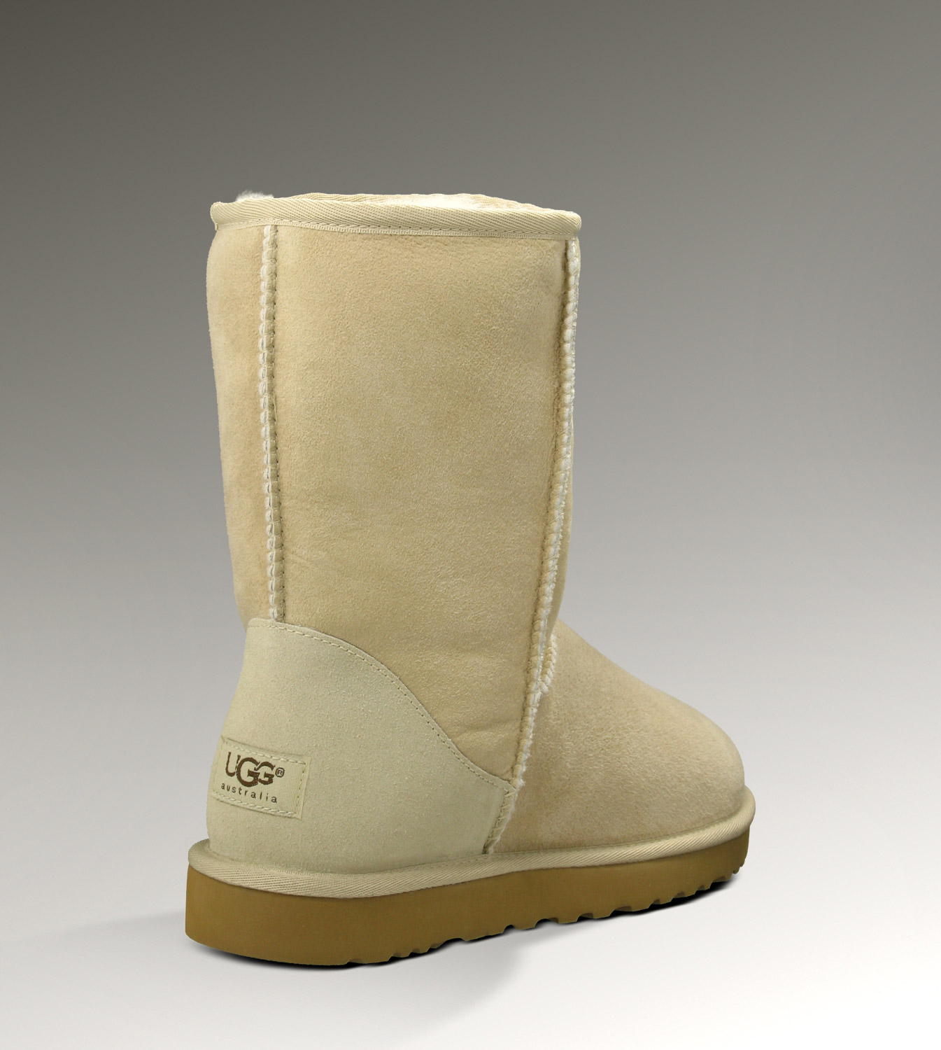 UGG Classic Short 5800 Sand Boots