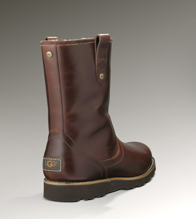 UGG Stoneman 3247 Chocolate Boots