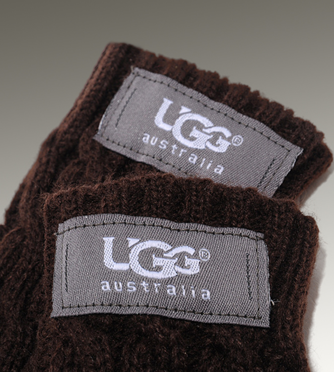 UGG Cardy 6520 Chocolate Glove