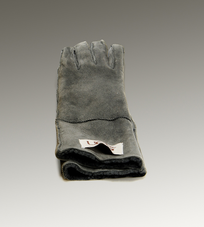 UGG Turn Cuff 6740 Grey Glove