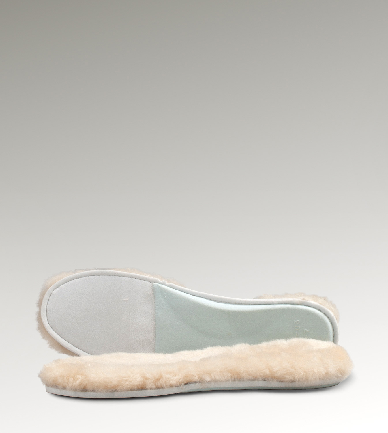 UGG Insole 9501 White Insole