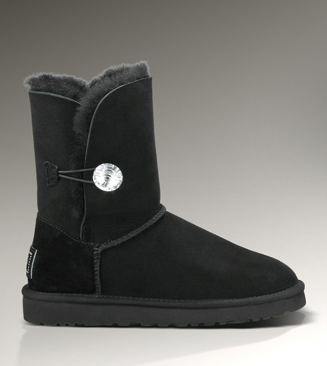 UGG Bailey Bling 3349 Black Boots