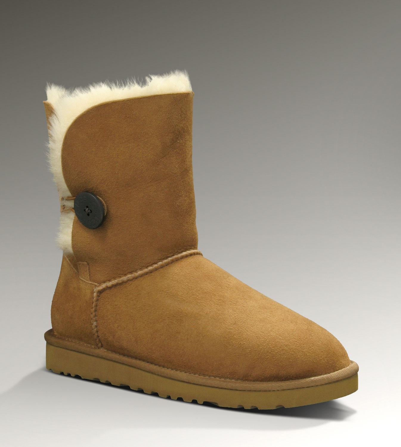 UGG Bailey Button 5803 Chestnut Boots