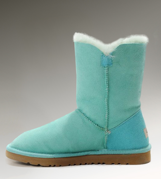UGG Bailey Button 5803 Emerald Boots