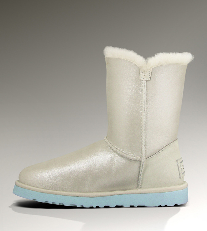 UGG Bailey I Do 1002174 White Boots