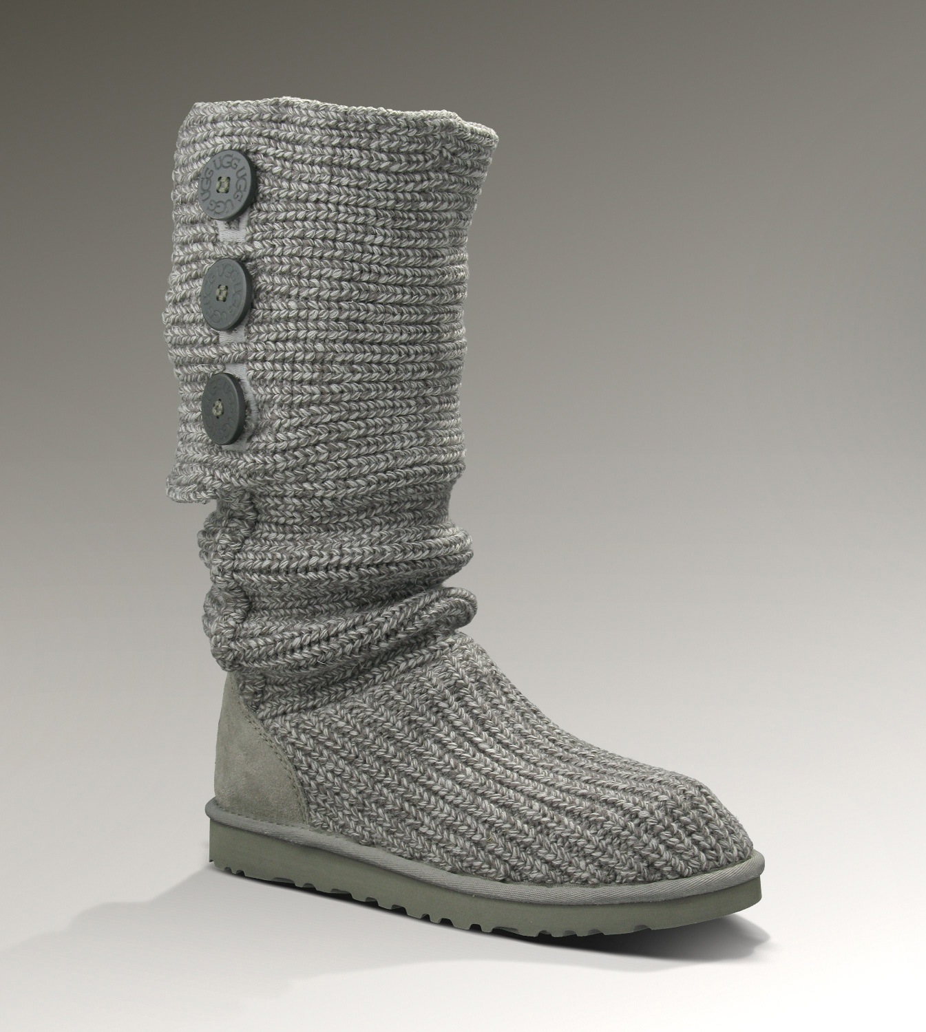 UGG Classic Cardy 5819 Grey Boots