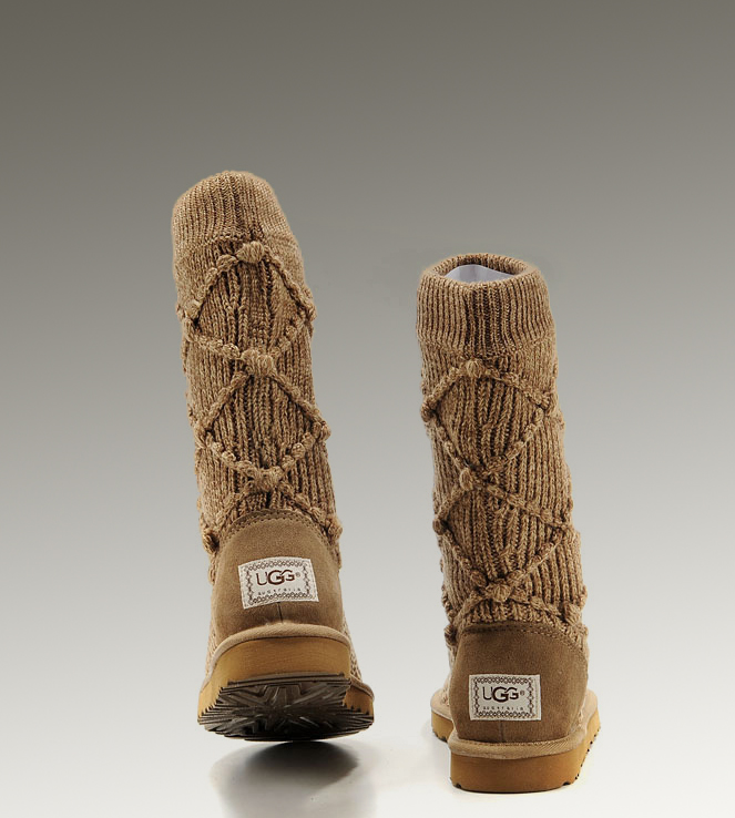 UGG Classic Cardy 5879 Chestnut Boots