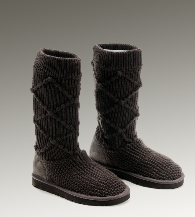 UGG Classic Cardy 5879 Chocolate Boots