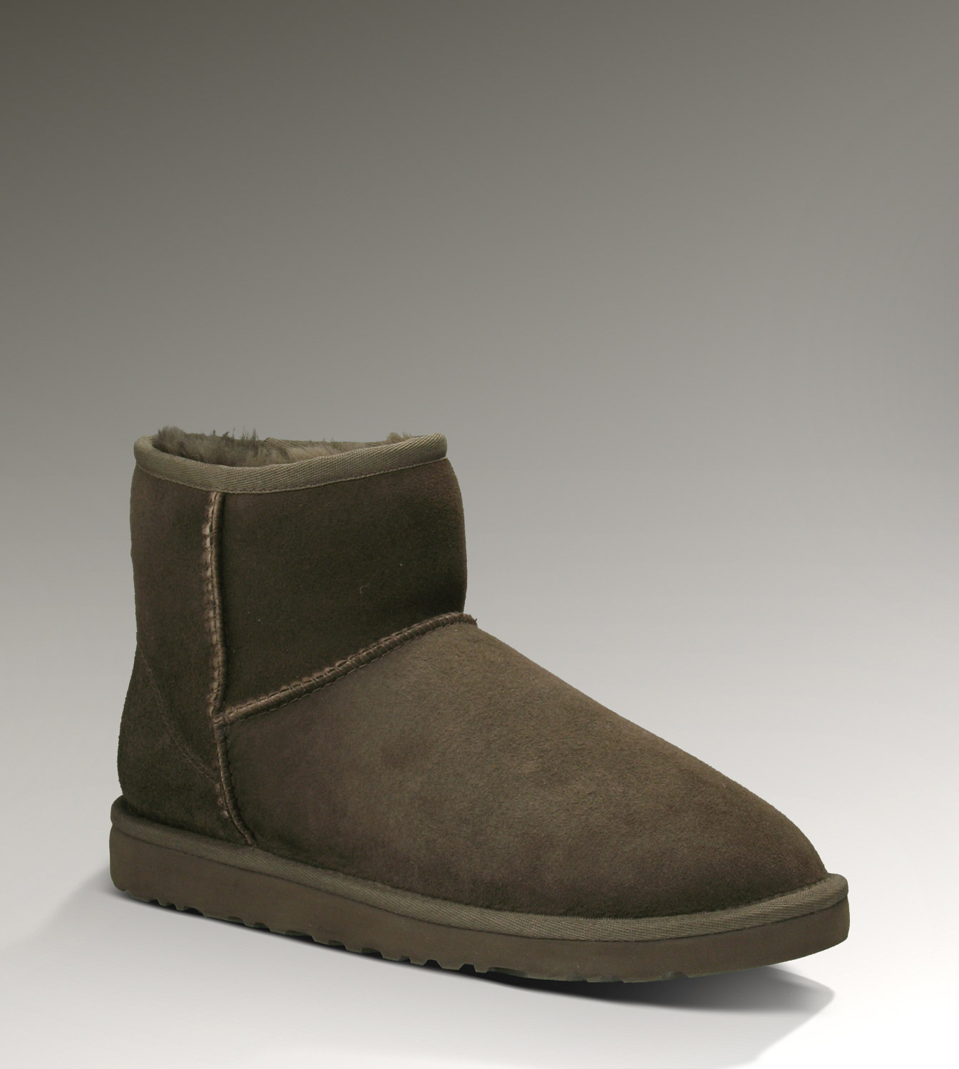 UGG Classic Mini 5854 Chocolate Boots