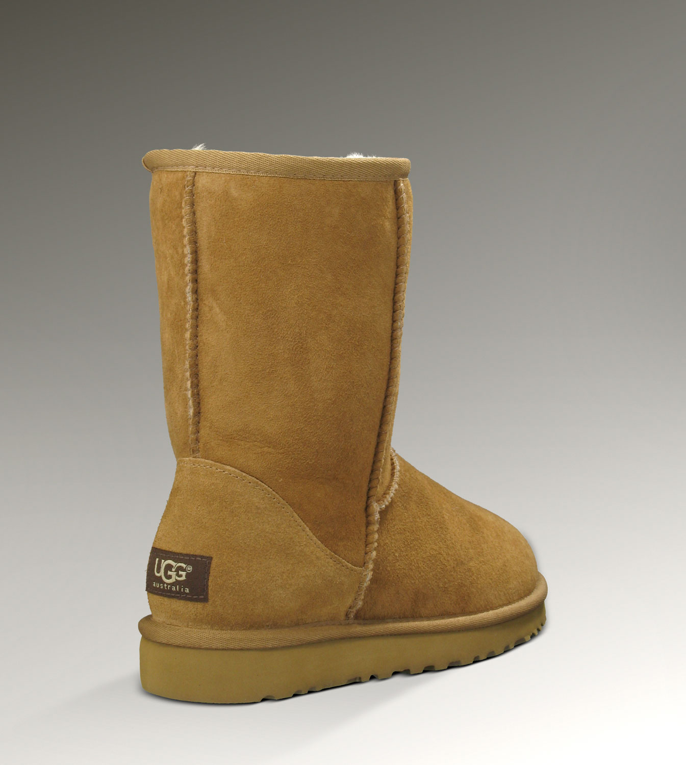 UGG Classic Short 5825 Chestnut Boots