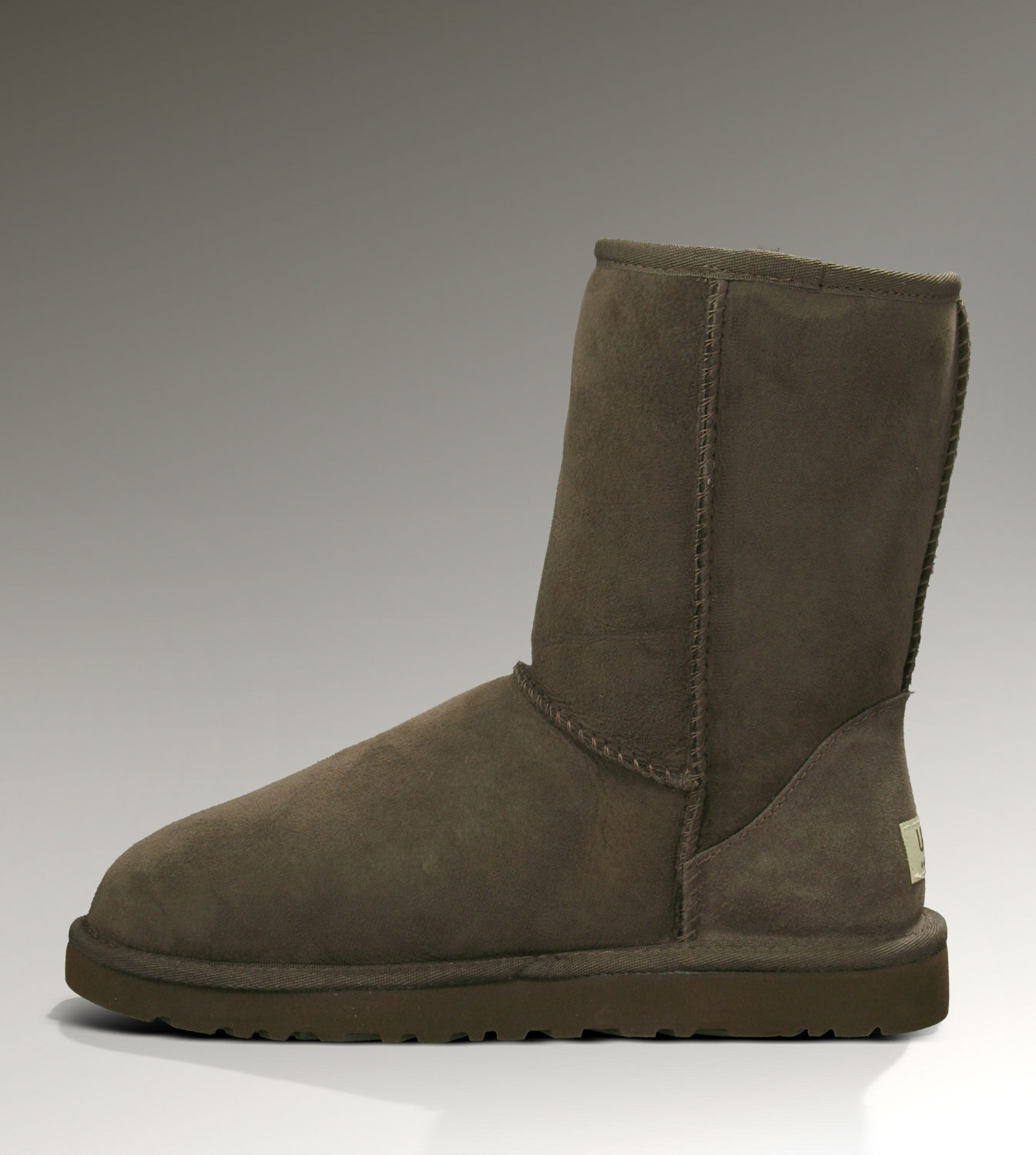 UGG Classic Short 5825 Chocolate Boots