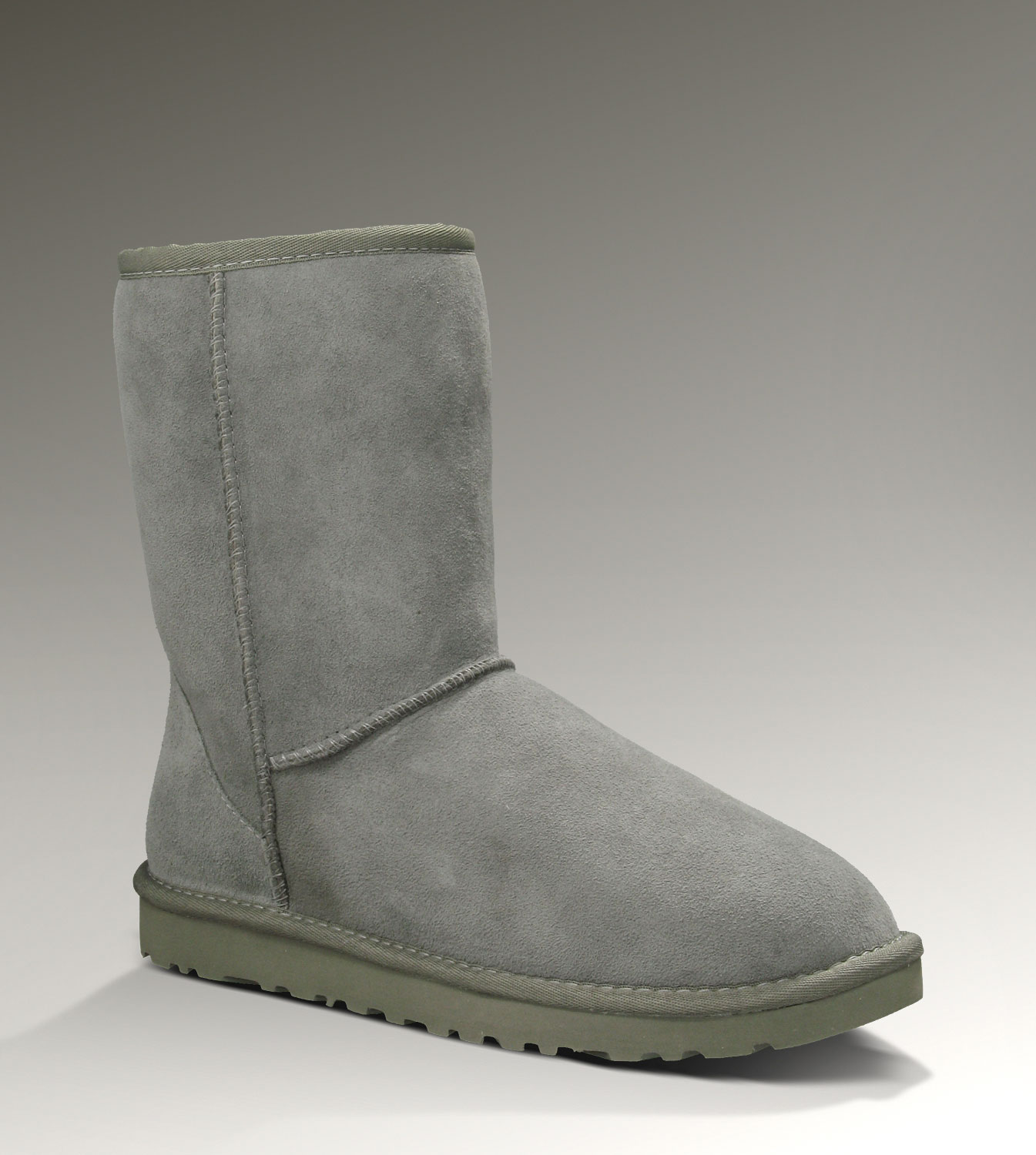 UGG Classic Short 5825 Grey Boots