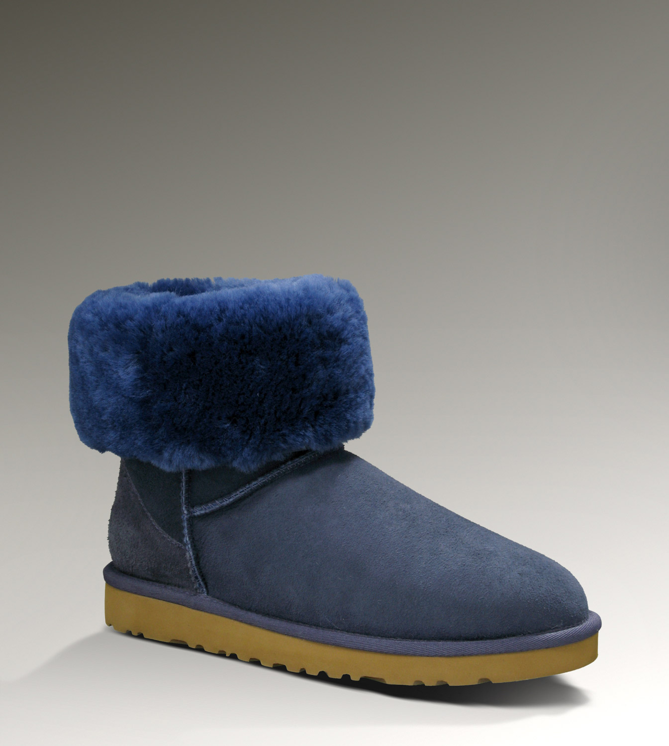 UGG Classic Short 5825 Navy Boots