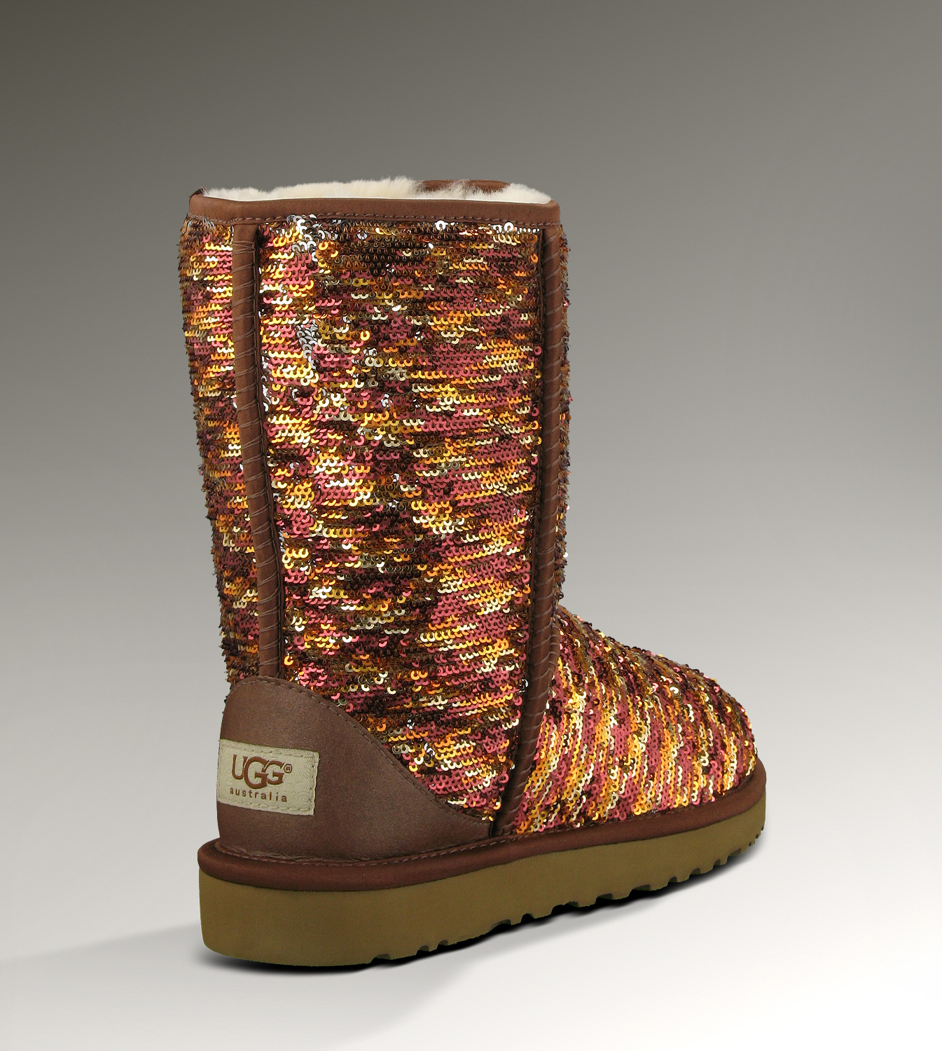 UGG Classic Short Sparkles 1002766 Autumn Boots