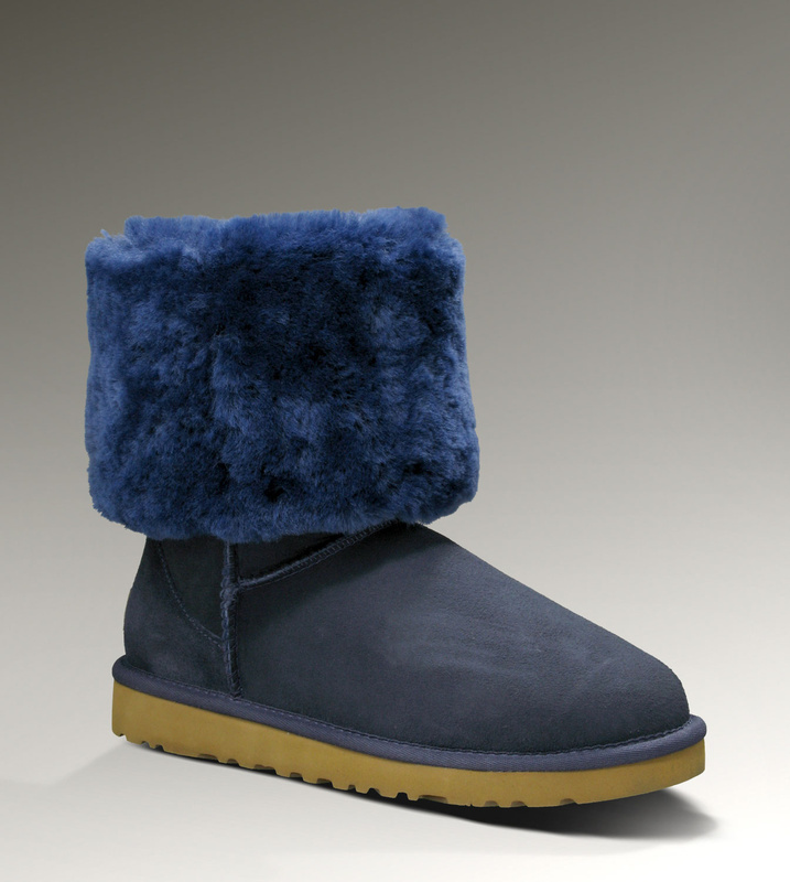 UGG Classic Tall 5815 Navy Boots
