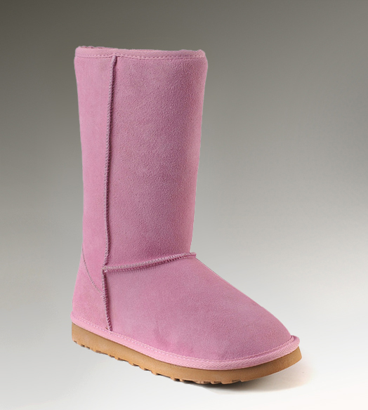 UGG Classic Tall 5815 Pink Boots