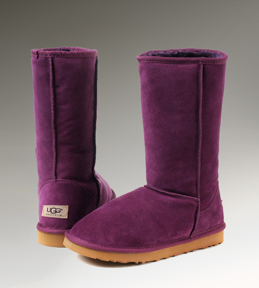 UGG Classic Tall 5815 Purple Boots