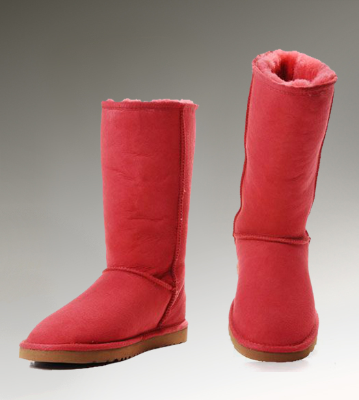 UGG Classic Tall 5815 Red Boots