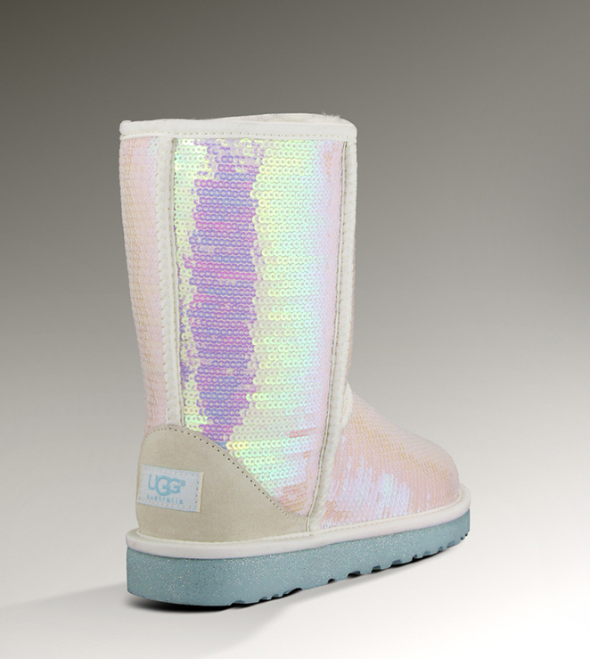UGG Sparkles I Do 1003511 White Boots
