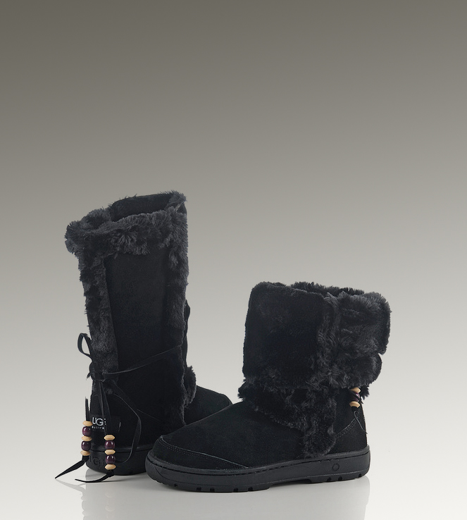 UGG Nightfall 5359 Black Boots