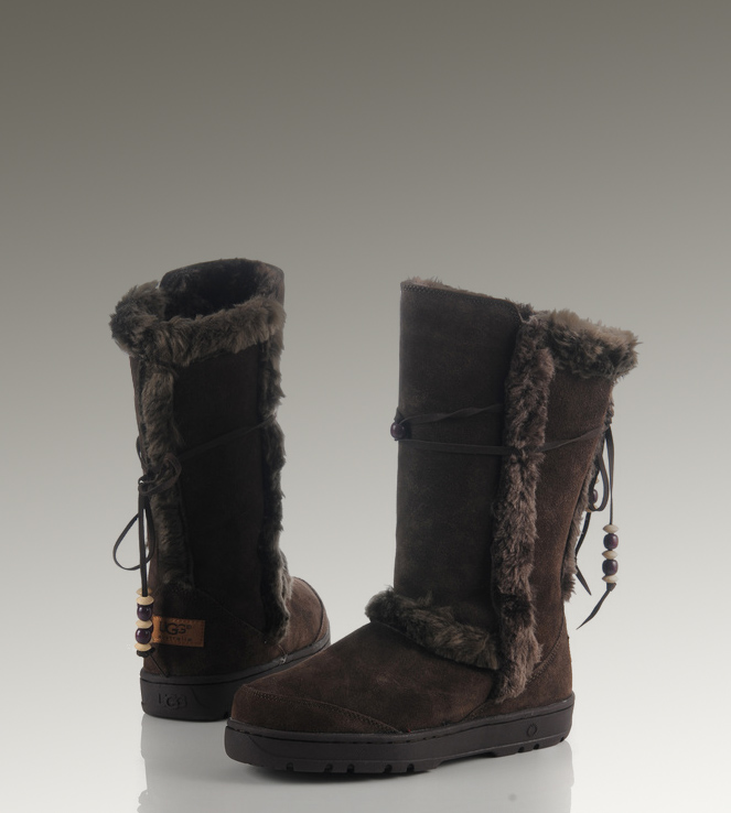 UGG Nightfall 5359 Chocolate Boots