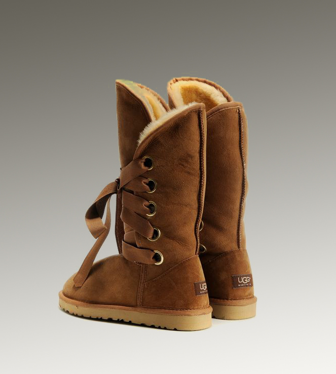 UGG Roxy Tall 5818 Chestnut Boots