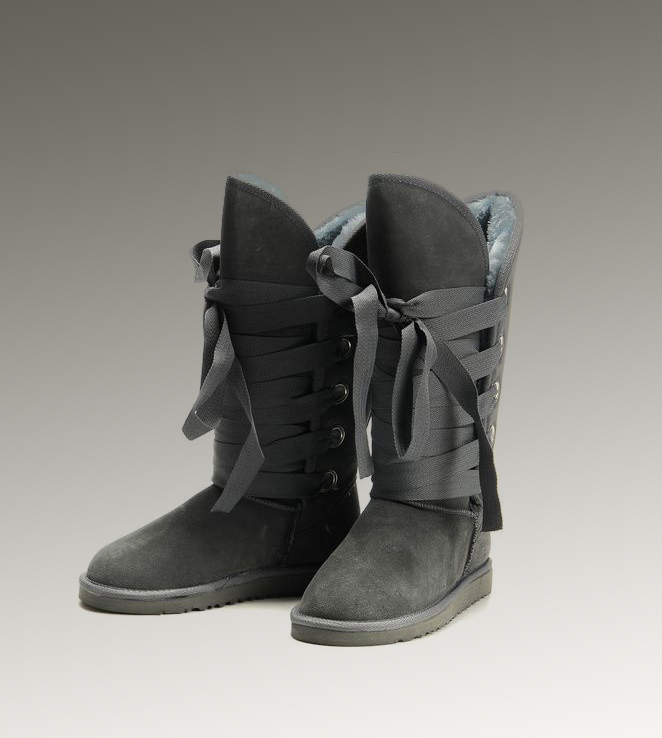 UGG Roxy Tall 5818 Grey Boots