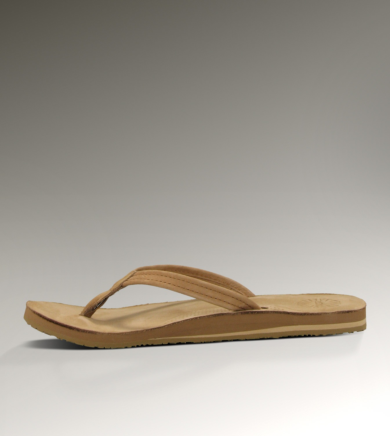 UGG Kayla 3092 Chestnut Sandals