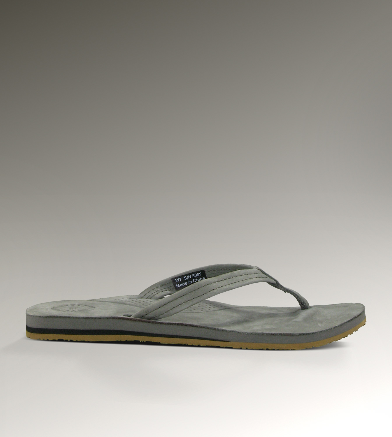 UGG Kayla 3092 Grey Sandals