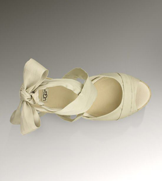 UGG Lucianna 1002916 Champagne Sandals