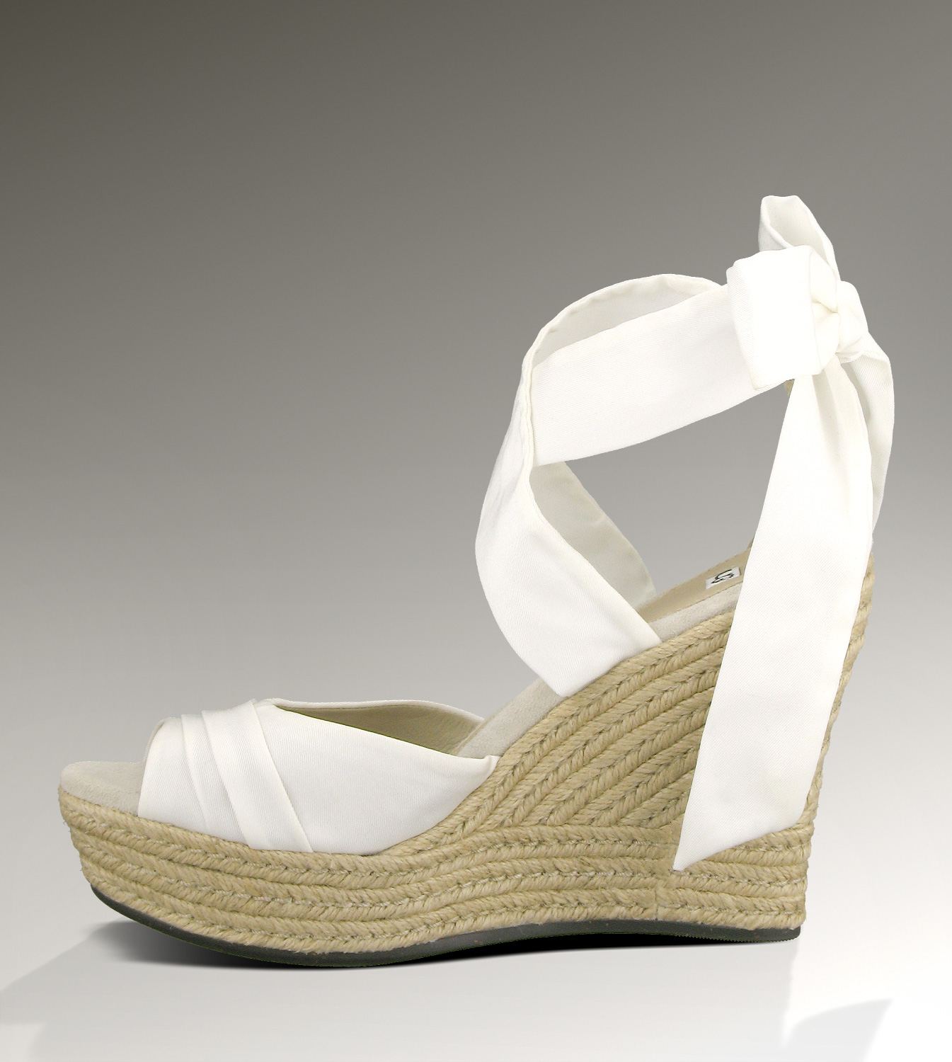 UGG Lucianna 1002916 White Sandals