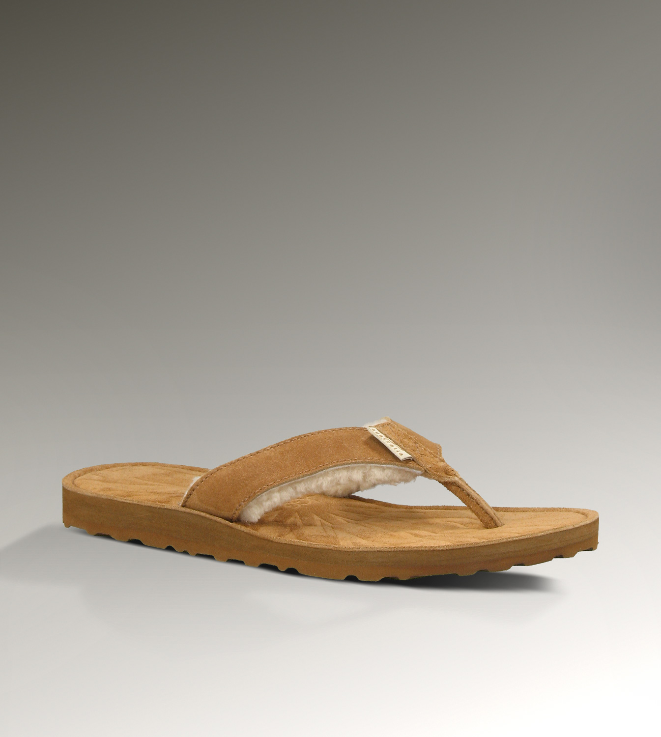 UGG Tasmina 1647 Chestnut Sandals